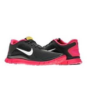 Women's Nike Free 4.0 Livestrong Edition size 8